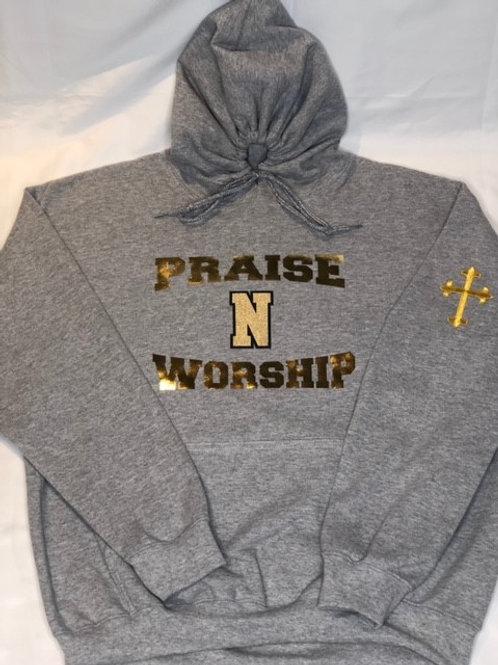 Praise N Worship Hoodie