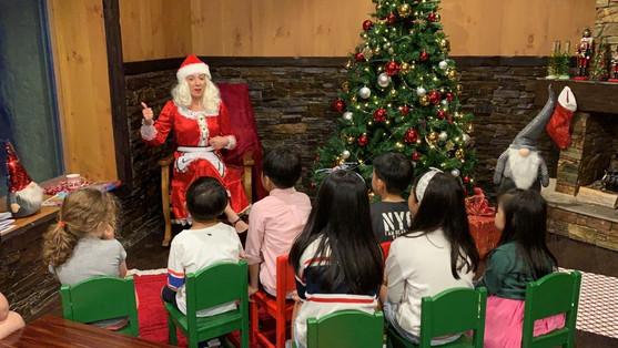 Christmas Eve Story Time