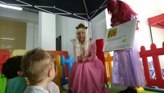 Fairytales, Mummy Mondays