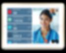 VT - Vital Care ipad - Video Message 72d