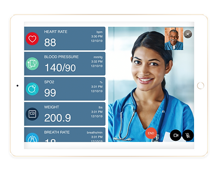 VT - Vital Care ipad - Video Message 72d