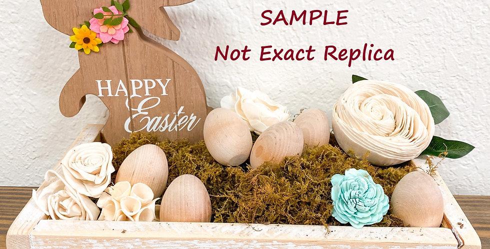 Happy Easter Centerpiece