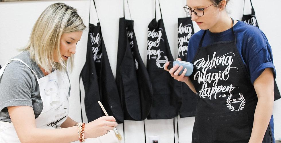 Beginners Jolie Paint Workshop