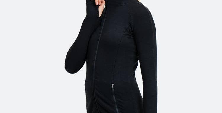 Essential Jacket - Black