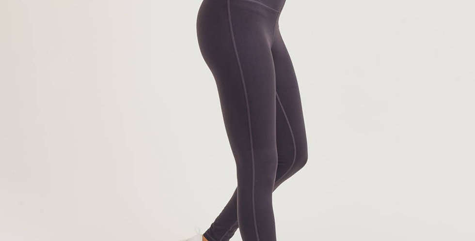 Highwaist Essential Leggings - 2 Color Options