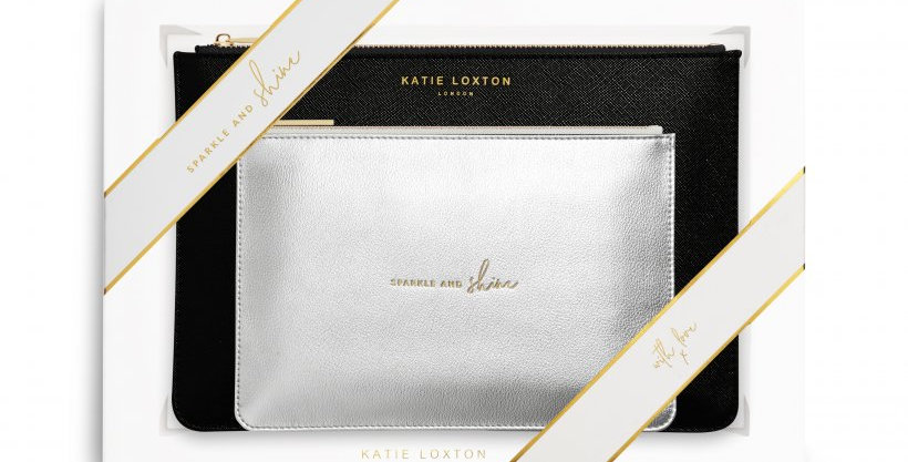 Perfect Pouch Gift Set - Sparkle & Shine