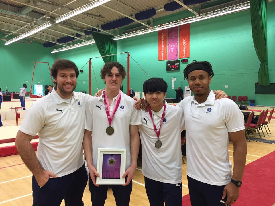 U18 Athletes - London Open