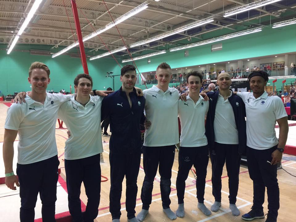 Senior International Team - London Open