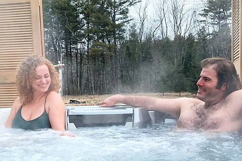 Celebration Salt Water Hot Tub Gift Certificate 90min