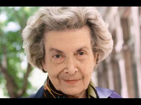 Fêtons le centenaire de la naissance d'Andrée CHEDID le 7 mars à Issy les Moulineaux
