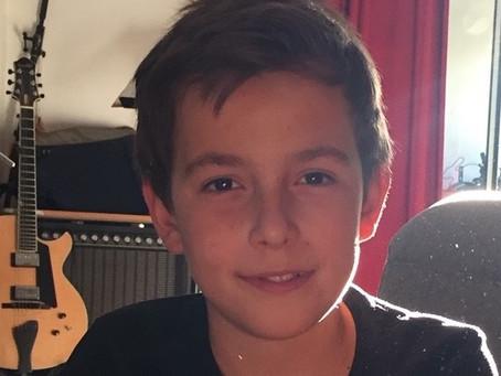 """""""Le Courage d'écrire et de dire"""" de Max, 12 ans, lauréat du concours """"le courage d'écrire et de dire"""