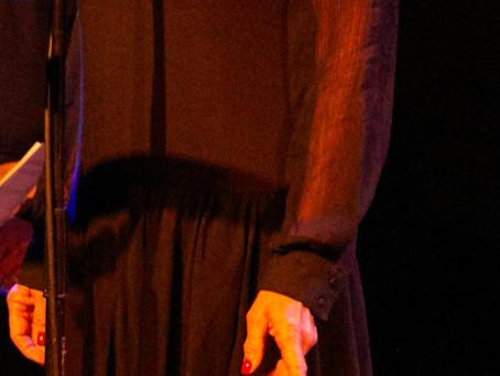 BLEUE, BELLE BLEUE ... de Dominique Camhi, lauréate du concours de poésie de Saint Cannat