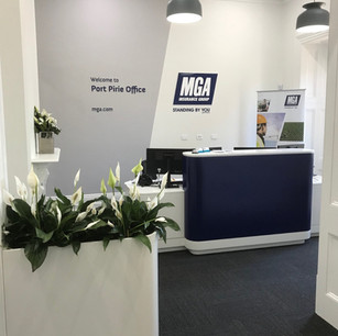 Office Fitout for MGA Insurance Brokers
