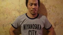 MIYANOSAKA Tシャツ      販売してます ¥2300