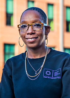 Headshot of CSG Senior Supervisor Andria B.