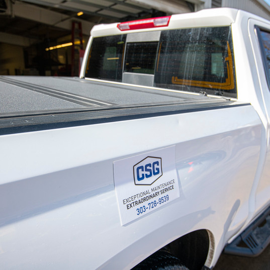 CSG is Colorado's premier commercial cleaning and maintenance for outdoor spaces