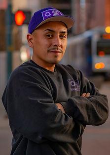 Headshot of CSG Supervisor Ezekio F.
