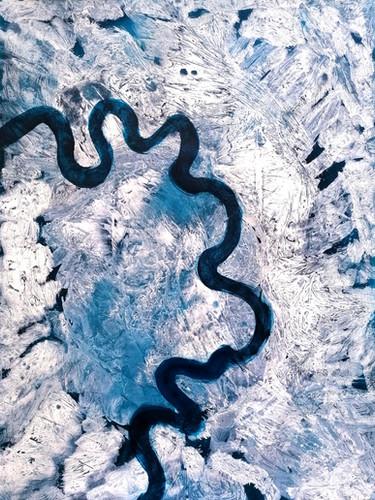 Beautiful Ice water