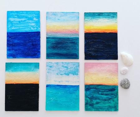 Ocean Gratitude Series