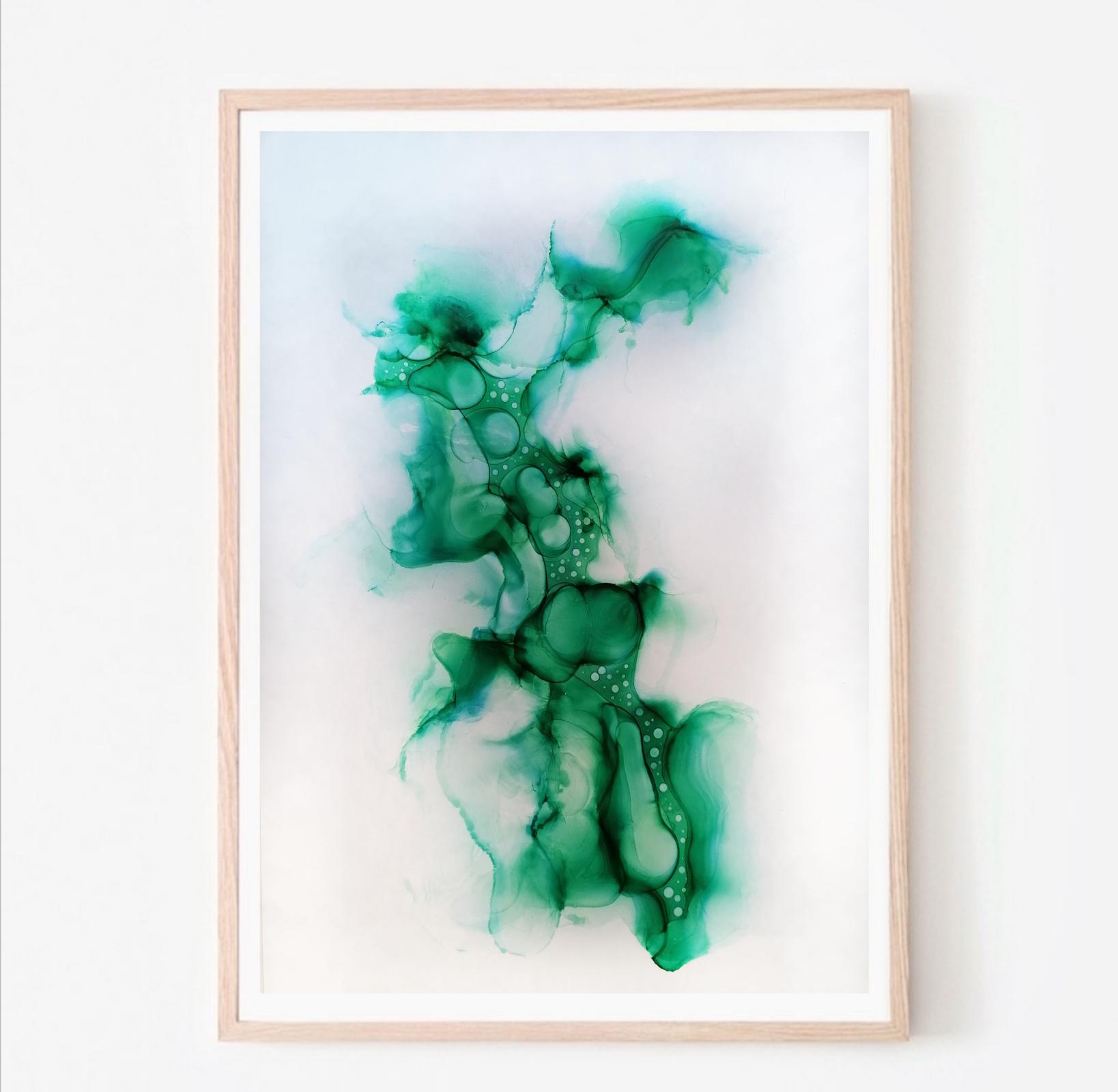 Verde Hipnótico