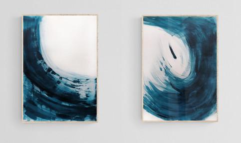 Fuerza y Mar, Nº1 y Nº2