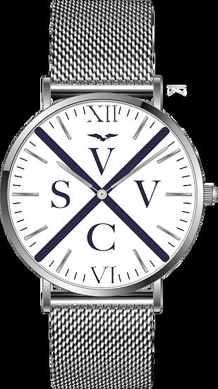 Vivacious X Navy (Silver Edition) Für Sie