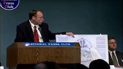 2001 National Press Club Event