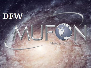 MUFON meeting Nov. 20, 2016