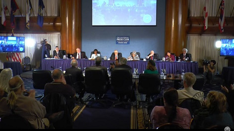 Citizen Hearing On Disclosure DAY 1