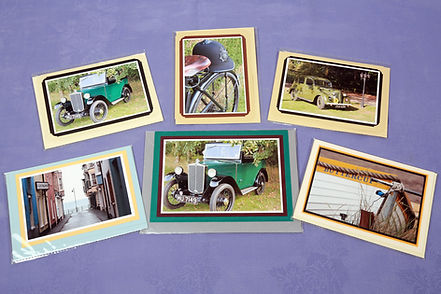 Handy Hobbits photographic cards and gift cards handmade original photography and designs.