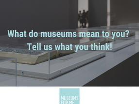 Event! Museums for Me? Defining Museums Value