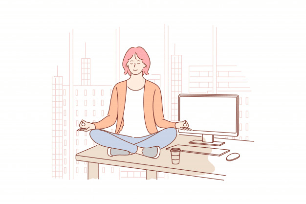 Healthy workspace tips