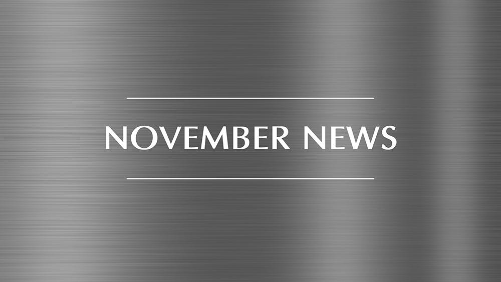 Origen Clean November Newsletter