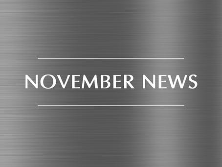 Origen Clean November Updates