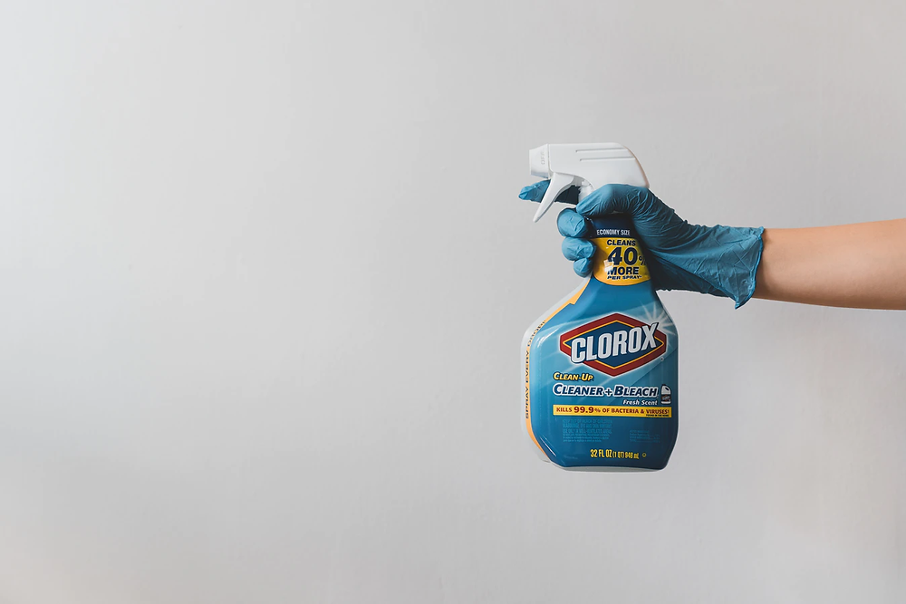 common chemical disinfectants are bad