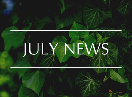 Origen Air July Updates