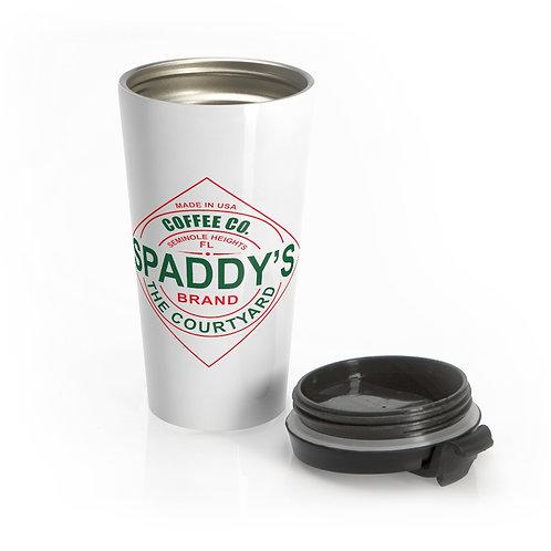 Stainless Steel Travel Mug HOT SAUCE logo
