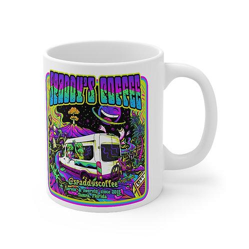 Servin' & Swerwin Alien mug (limited run)