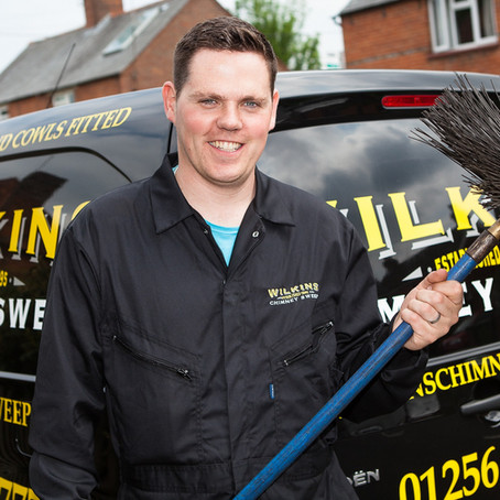 Business booms for Wilkins Chimney Sweep with new franchise sales and territory expansions