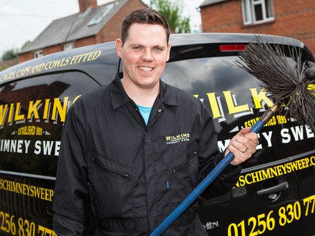New franchisees and territories for Wilkins Chimney Sweep in Sales Boom
