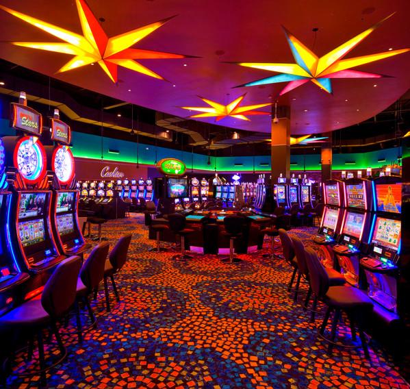 Casino Light Fixture