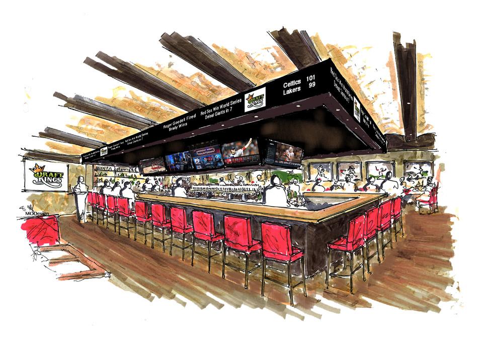 DK Sporting Lounge - Main Bar