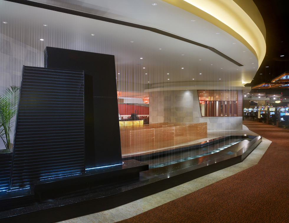 Harrington Casino - Water Feature