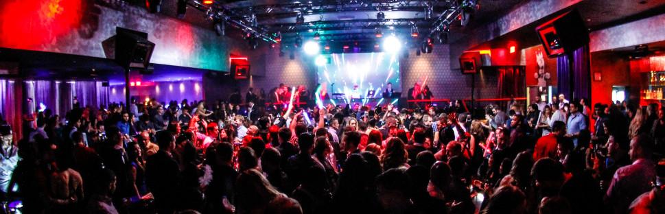 Avalon Nightclub on a Friday Night