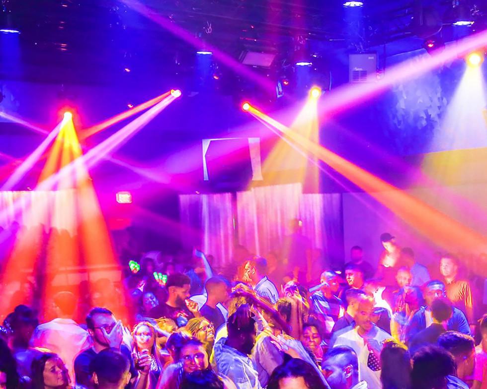 Avalon Nightclub - Lighting System