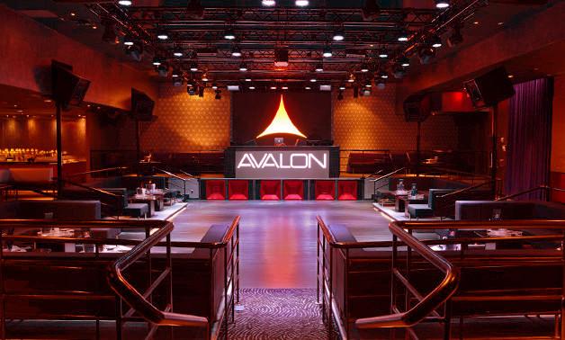 Avalon Nightclub - Dancefloor