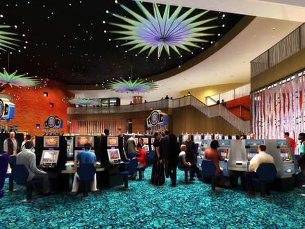 Lighting concept for Albuquerque Casino