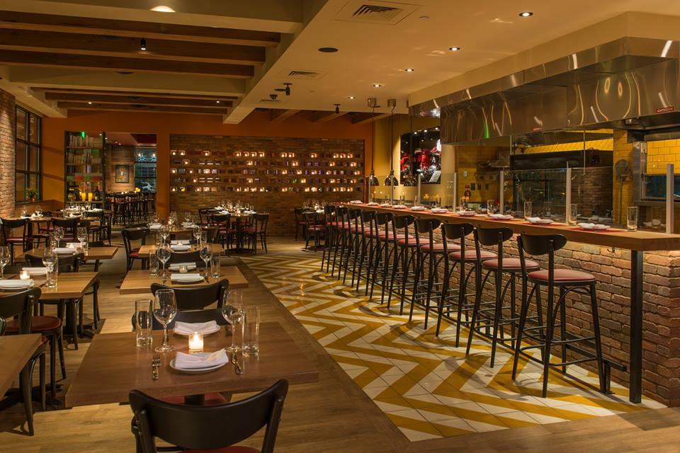 Osteria Nino - Dining Room