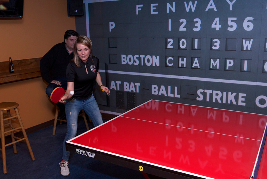 Game On! - In Fenway Park
