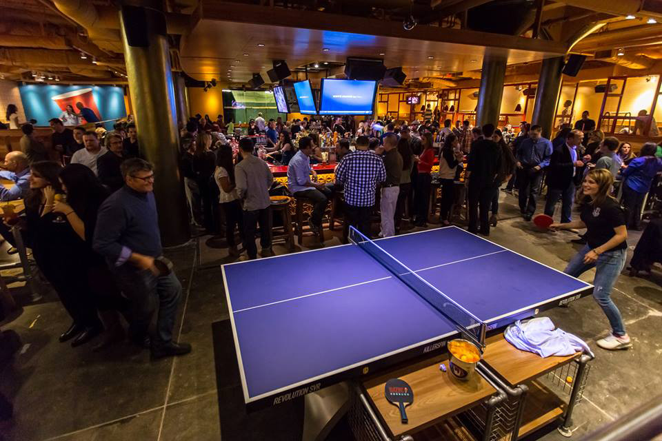 Game On! - Tournament Table